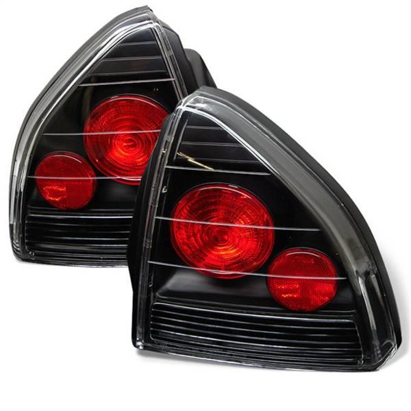 Spyder Auto - Altezza Tail Lights 5005229