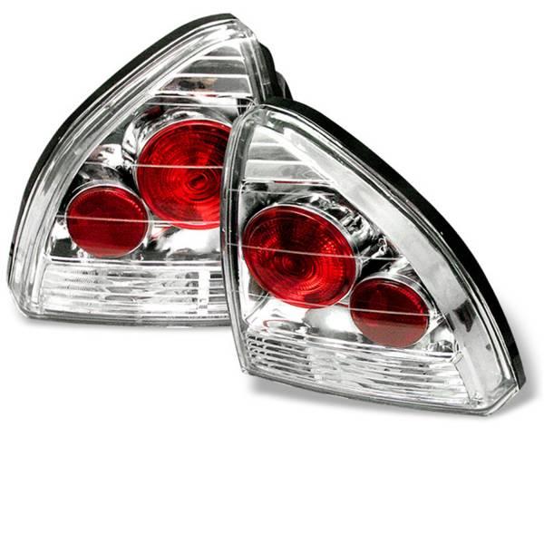 Spyder Auto - Altezza Tail Lights 5005236