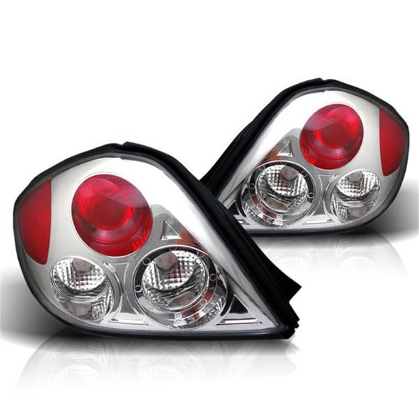 Spyder Auto - Altezza Tail Lights 5005441