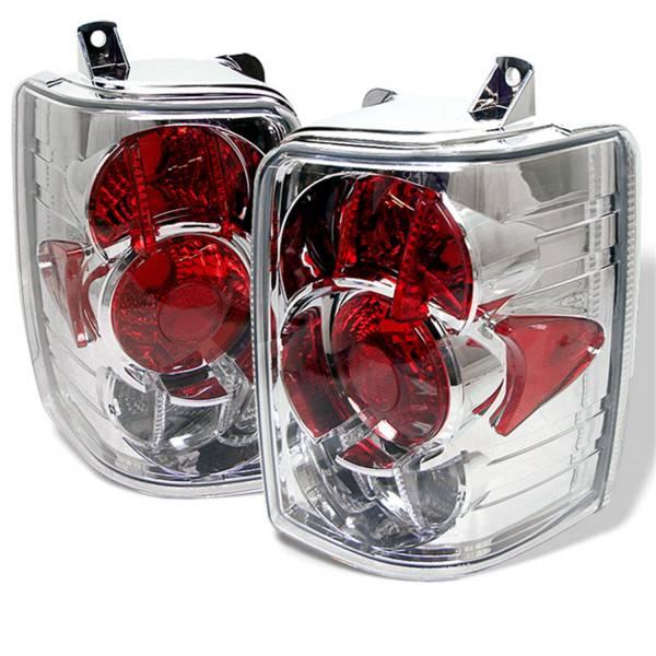 Spyder Auto - Altezza Tail Lights 5005595
