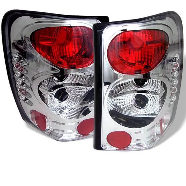 Spyder Auto - Altezza Tail Lights 5005632