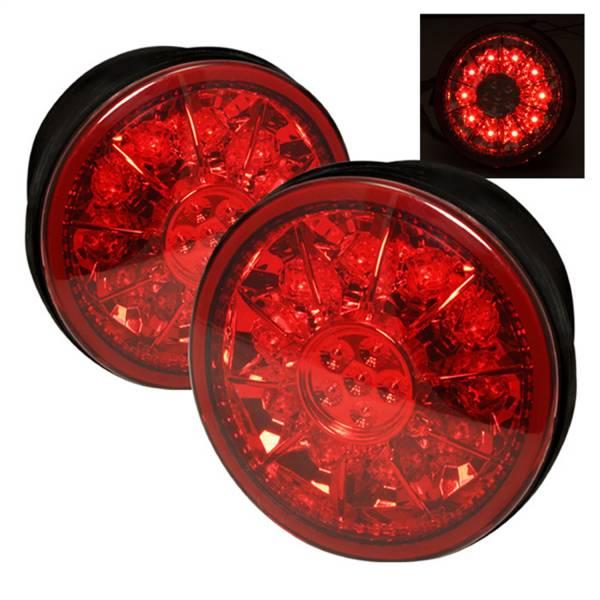 Spyder Auto - LED Trunk Tail Lights 5005861