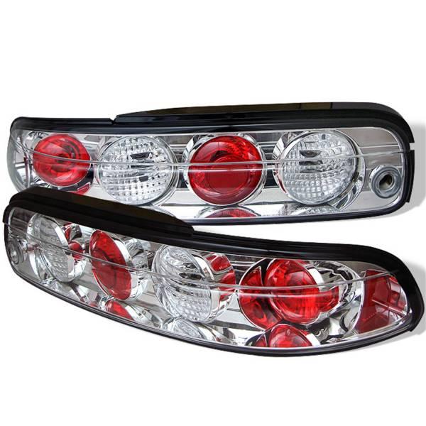 Spyder Auto - Altezza Tail Lights 5006059