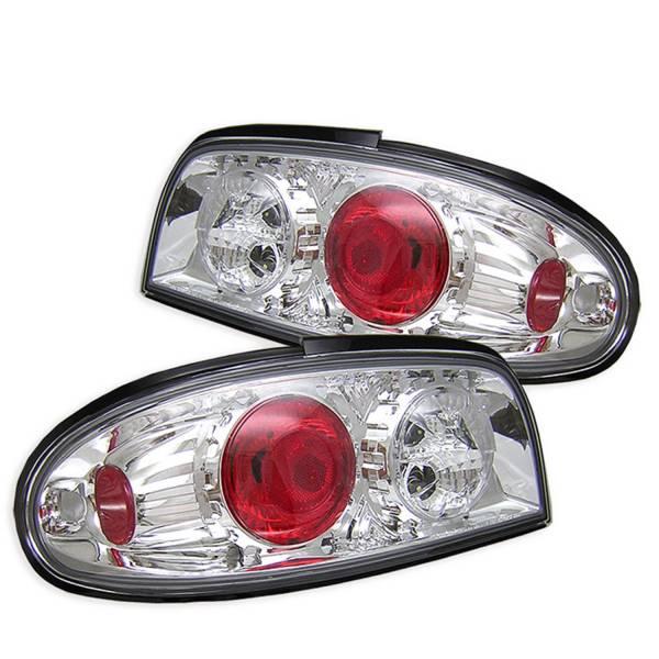 Spyder Auto - Altezza Tail Lights 5006769