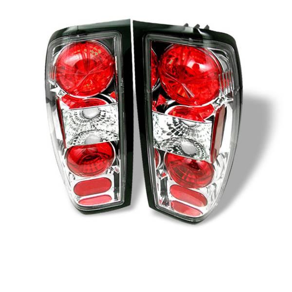 Spyder Auto - Altezza Tail Lights 5006844