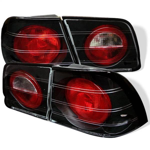 Spyder Auto - Altezza Tail Lights 5006912