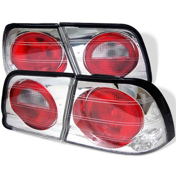 Spyder Auto - Altezza Tail Lights 5006929