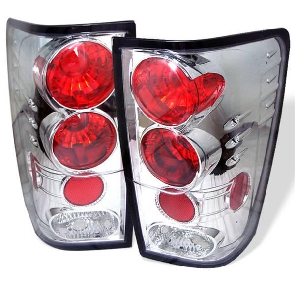Spyder Auto - Altezza Tail Lights 5007032