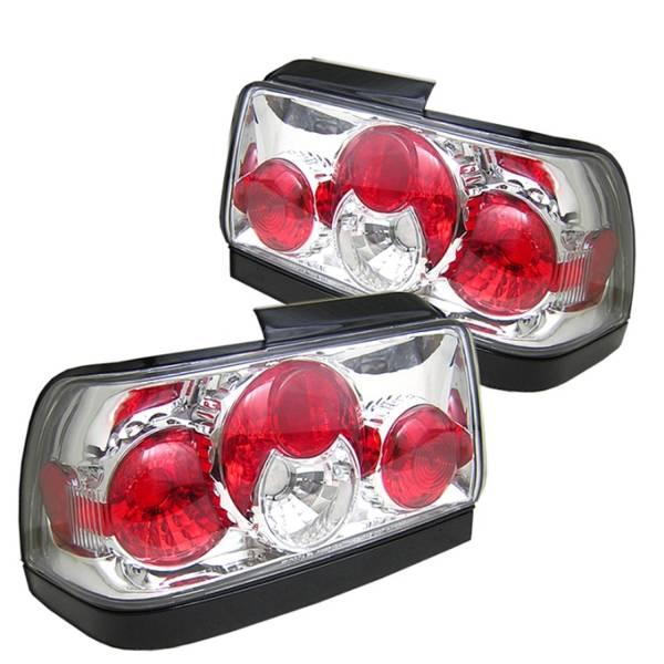 Spyder Auto - Altezza Tail Lights 5007414