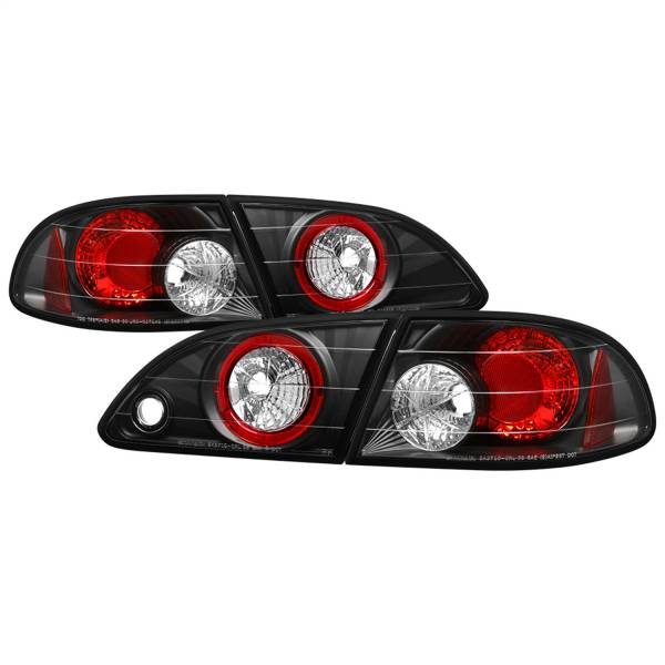Spyder Auto - Altezza Tail Lights 5007476