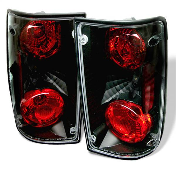 Spyder Auto - Altezza Tail Lights 5007636