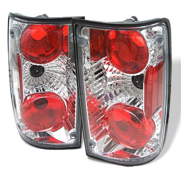 Spyder Auto - Altezza Tail Lights 5007643