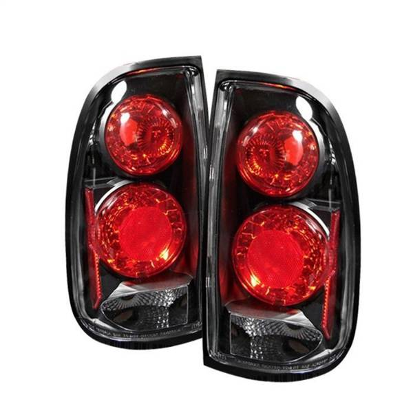 Spyder Auto - Altezza Tail Lights 5008084