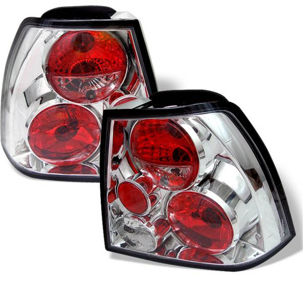 Spyder Auto - Altezza Tail Lights 5008398