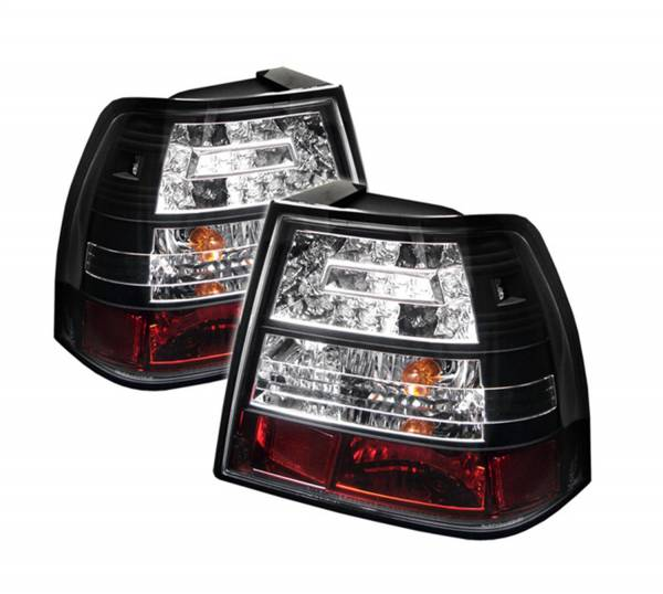 Spyder Auto - LED Tail Lights 5008411