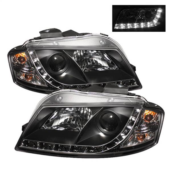 Spyder Auto - DRL LED Projector Headlights 5008510