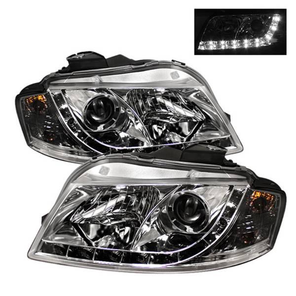 Spyder Auto - DRL LED Projector Headlights 5008527
