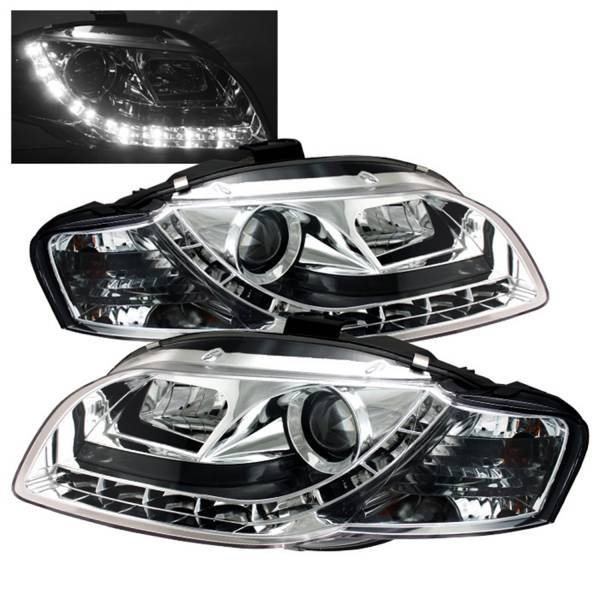 Spyder Auto - DRL LED Projector Headlights 5008589