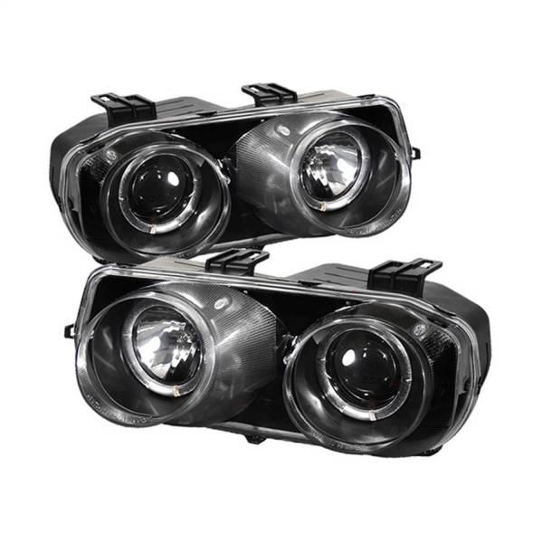 Spyder Auto - Halo Projector Headlights 5008671
