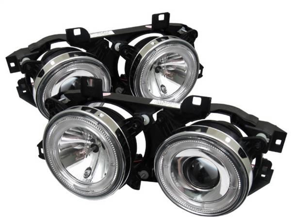 Spyder Auto - Halo Projector Headlights 5008732