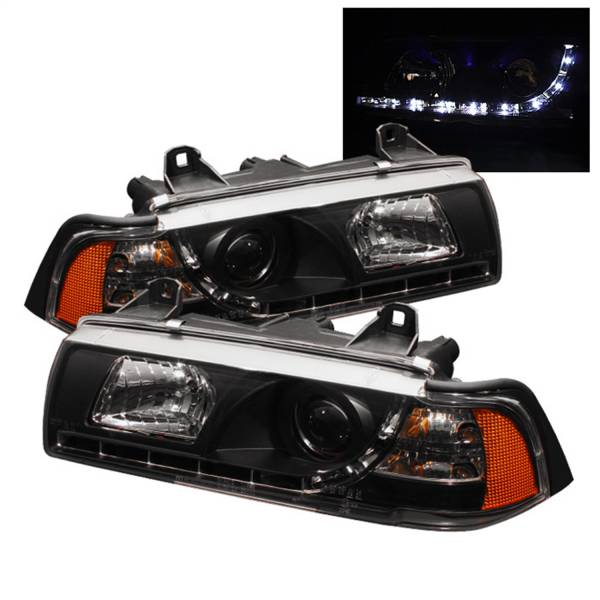 Spyder Auto - DRL LED Projector Headlights 5008749