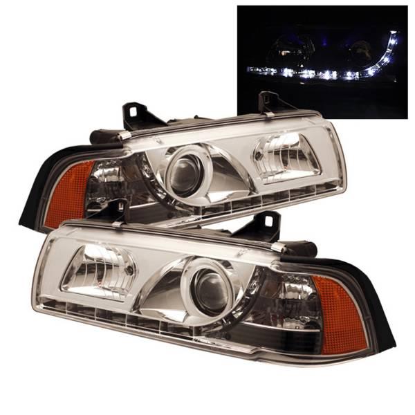 Spyder Auto - DRL LED Projector Headlights 5008756
