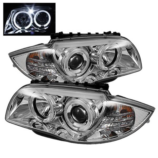 Spyder Auto - Halo Projector Headlights 5008992
