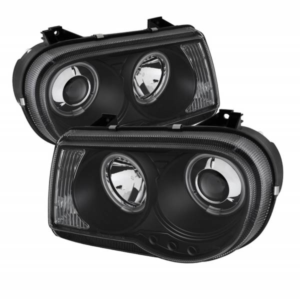 Spyder Auto - CCFL LED Projector Headlights 5009111