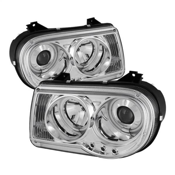 Spyder Auto - CCFL LED Projector Headlights 5009128