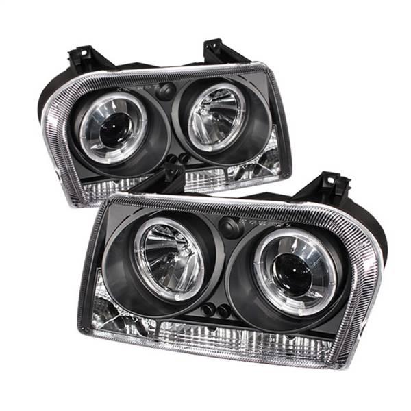Spyder Auto - Halo LED Projector Headlights 5009180