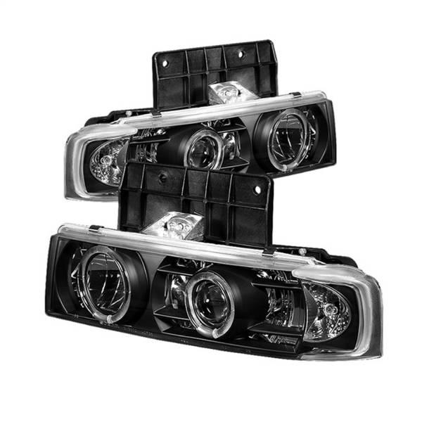 Spyder Auto - Halo Projector Headlights 5009210