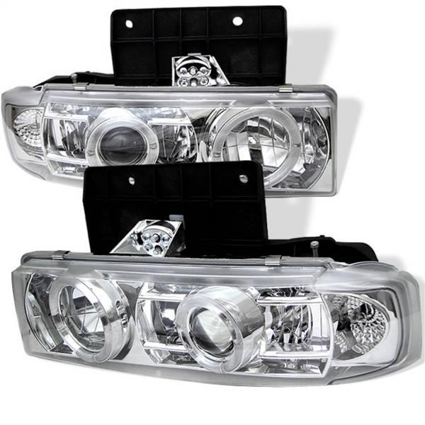 Spyder Auto - Halo Projector Headlights 5009227