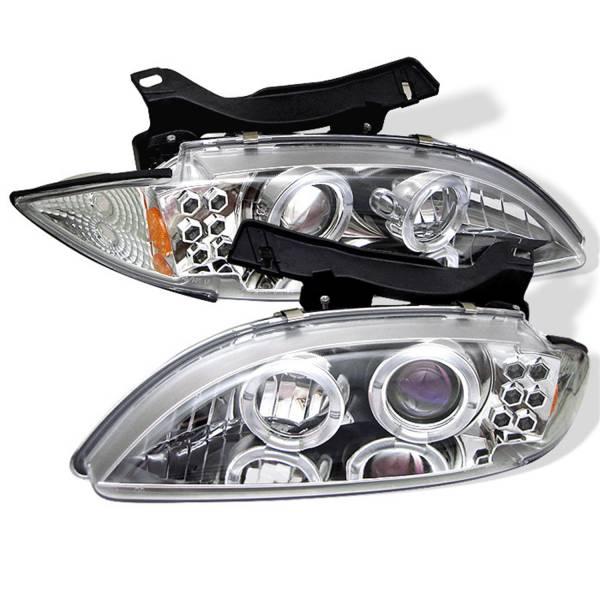 Spyder Auto - Halo Projector Headlights 5009272