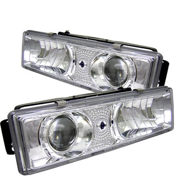 Spyder Auto - Projector Headlights 5009296