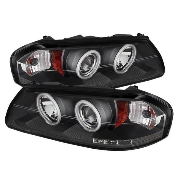 Spyder Auto - CCFL LED Projector Headlights 5009388