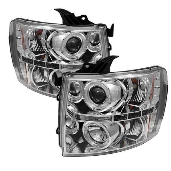 Spyder Auto - Halo LED Projector Headlights 5009500