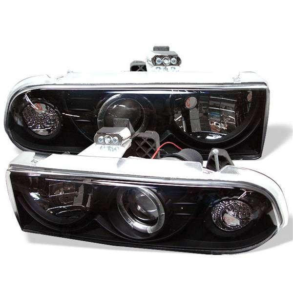 Spyder Auto - Halo Projector Headlights 5009524