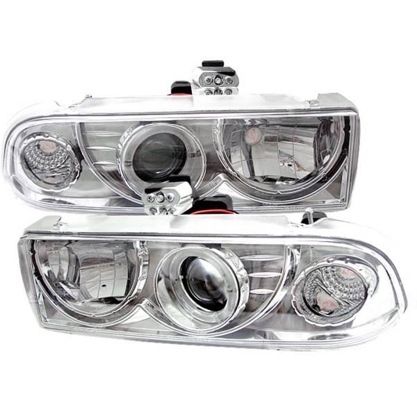 Spyder Auto - Halo Projector Headlights 5009531