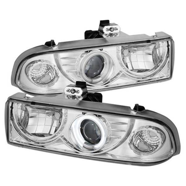 Spyder Auto - CCFL Projector Headlights 5009555