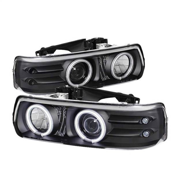 Spyder Auto - CCFL LED Projector Headlights 5009579