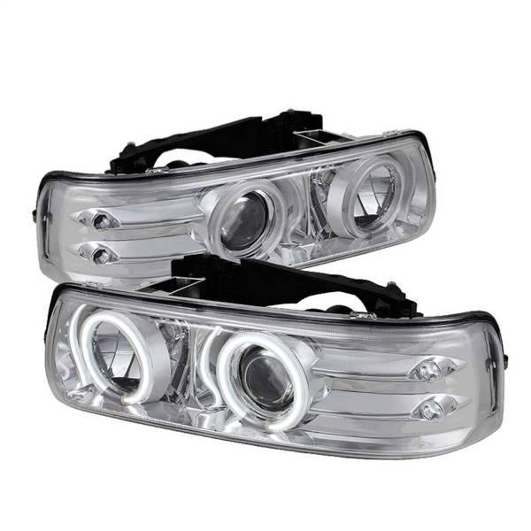 Spyder Auto - CCFL LED Projector Headlights 5009586