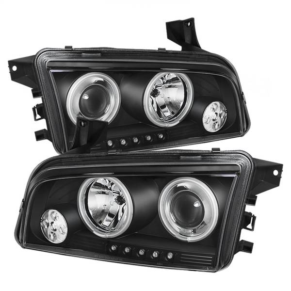 Spyder Auto - CCFL LED Projector Headlights 5009715