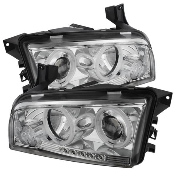 Spyder Auto - CCFL LED Projector Headlights 5009722