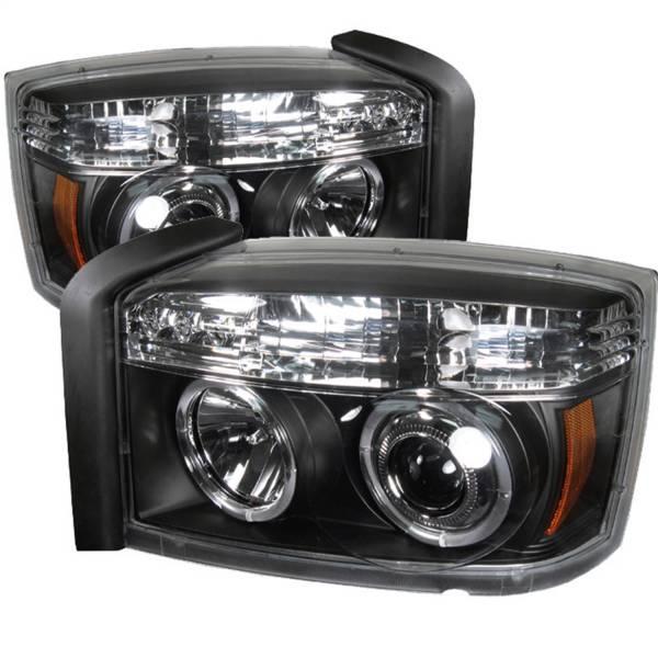 Spyder Auto - Halo LED Projector Headlights 5009760