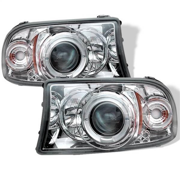Spyder Auto - Halo Projector Headlights 5009791