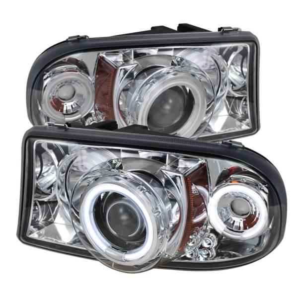 Spyder Auto - CCFL Projector Headlights 5009814
