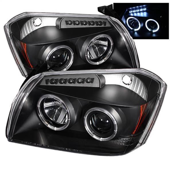 Spyder Auto - Halo LED Projector Headlights 5009876