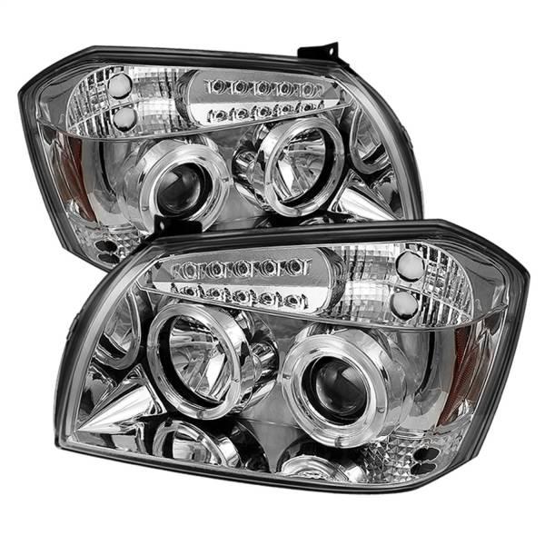 Spyder Auto - Halo LED Projector Headlights 5009883