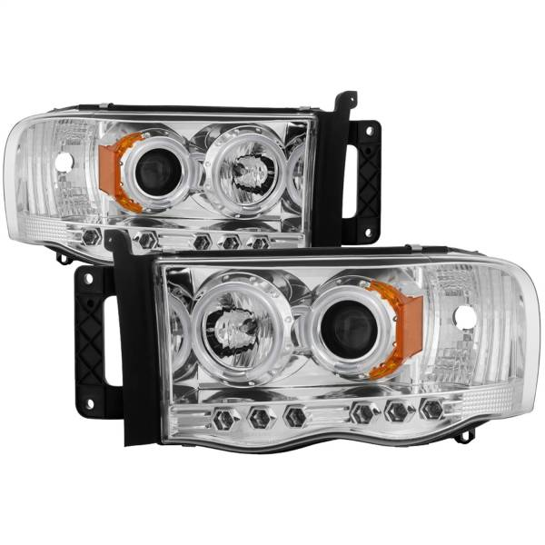 Spyder Auto - CCFL LED Projector Headlights 5009968