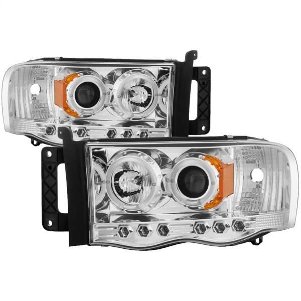 Spyder Auto - Halo LED Projector Headlights 5009982